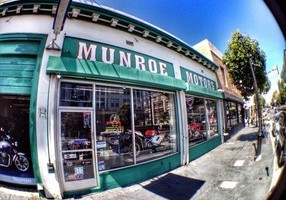 About munroe motors located in san francisco ca for Munroe motors san francisco ca